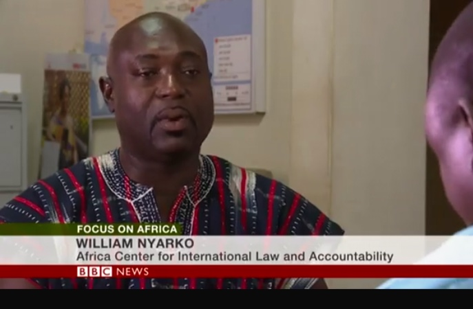 """Fight against organized crime and corruption, collaboration is key"" – William Nyarko"