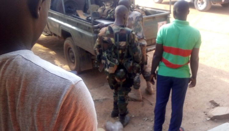 "RE: Cheriponi: ""19 Konkomba 'Rebels' arrested"""