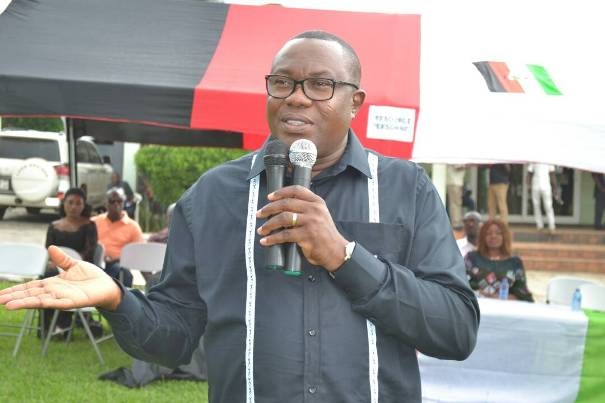 Meet Samuel Ofosu-Ampofo; the newly elected NDC National Chairman