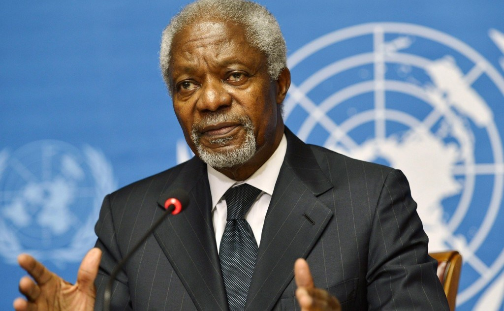 Profile: Kofi Annan