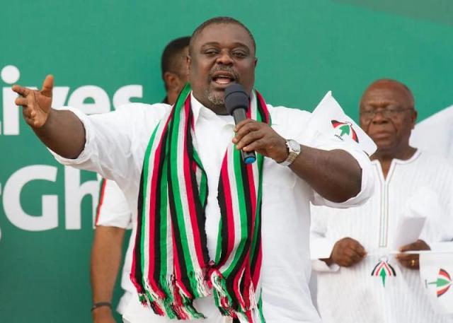 Koku will kick out 'Mugabe' Asiedu Nketia – Dela Coffie