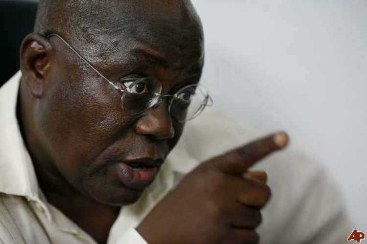 I have been candid with Ghanaians – Akufo-Addo