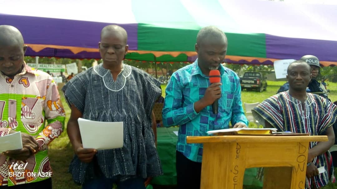Venture into agriculture to feed Ghanaians – Dr. Sodoke tells youths