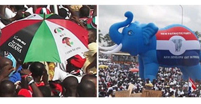 """Dr. Lawrence asks: Are we OK with NPP's worse """"crimes"""" NDC didn't even commit in 8yr?"""