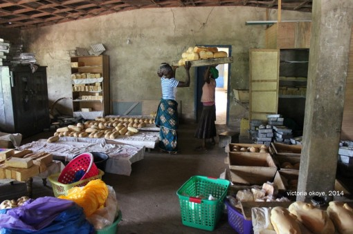 Prices of bread up by 10 per cent