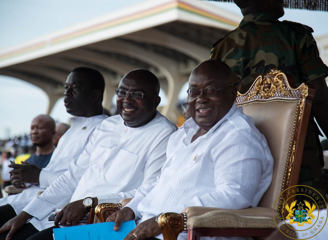 60 Scandals That Have Rocked The Akufo Addo-Dr Bawumia Gov't
