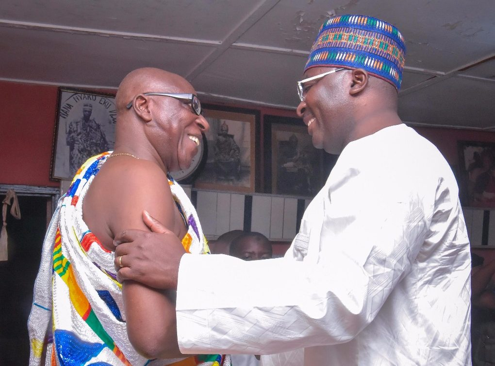 Akufo-Addo made the right choice with Bawumia – Paramount Chief of Nyakrom